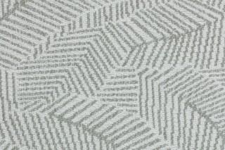 4 Outdoor Fabrics Hemp Botanic Silver